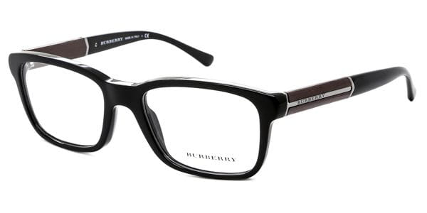 490e1b20365 Burberry BE2149 3001 Glasses Black