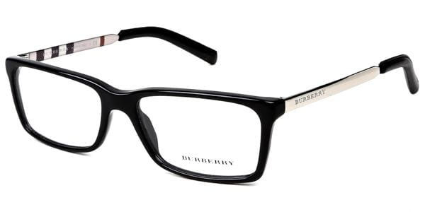 33c754641b8 Burberry BE2159Q Trench 3428 Glasses Black