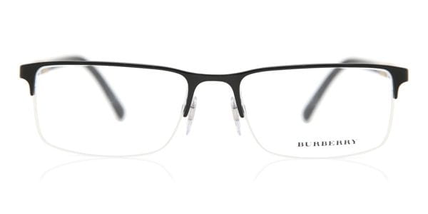 920a2ea6c7c Burberry BE1282 1001 Eyeglasses in Black