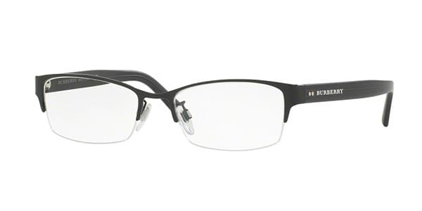 4aac6e65f88 Burberry BE1301TD Asian Fit 1001 Glasses Black