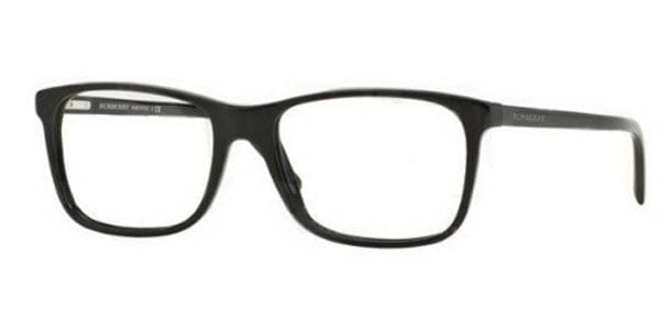 dfa45db5adc Burberry BE2178F Trench Asian Fit 3001 Glasses Black ...