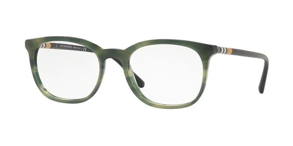 50cc5678741be Burberry BE2266 3659 Glasses Green