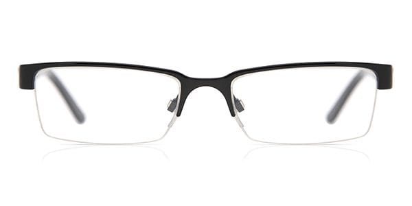 e1487ddfaad5 Burberry BE1156 1001 Eyeglasses in Black