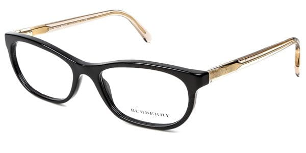 2c2490ce2c33 Burberry BE2180 Trench 3507 Glasses Black | SmartBuyGlasses Canada