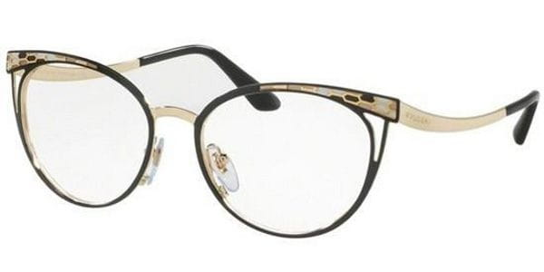 be82b09185 Bvlgari BV2186 2018 Eyeglasses in Black
