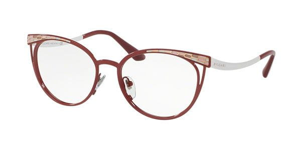 68f787d955 Bvlgari BV2186 2019 Eyeglasses in Burgundy