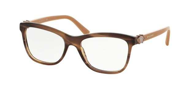 7fc1964ff4 Bvlgari BV4101B 5240 Glasses Brown