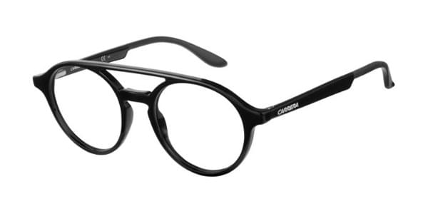 3f626eb7986 Carrera CA5542 D28 Glasses Black