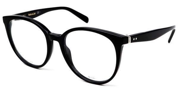 9187662fa3 Celine CL 41348 Thin Mary 807 Eyeglasses in Black