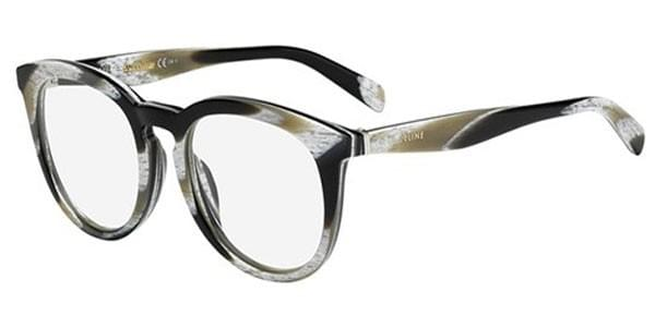 15994f894a9a Celine CL 41085 F Thin Donnie Asian Fit 5MY Glasses Multicolor ...