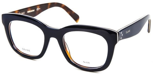 10bd117d414 Celine CL 41378 Baby Marta 273 Eyeglasses in Blue