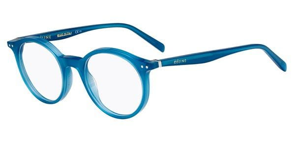 d74698a5c04e3 Celine CL 41408 Twig Round 21H Eyeglasses in Clear