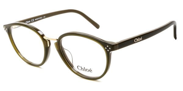 0a5a234691a Chloe CE 2666 Boxwood 303 Glasses Brown
