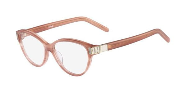 0b1cadf70f0 Chloe CE 2654 674 Glasses Striped Pink