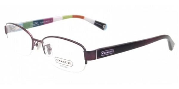 70973965e283 Coach Bettie HC5004 9032 Eyeglasses in Purple | SmartBuyGlasses USA