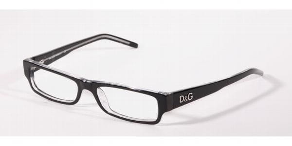 76024c9b9b70 D&G DD1121 675 Eyeglasses in Clear | SmartBuyGlasses USA