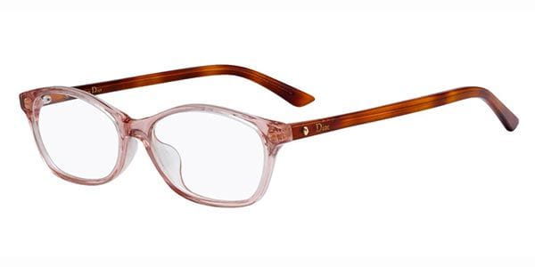 be3128977a2d Dior MONTAIGNE 56F Asian Fit HT8 Glasses Pink