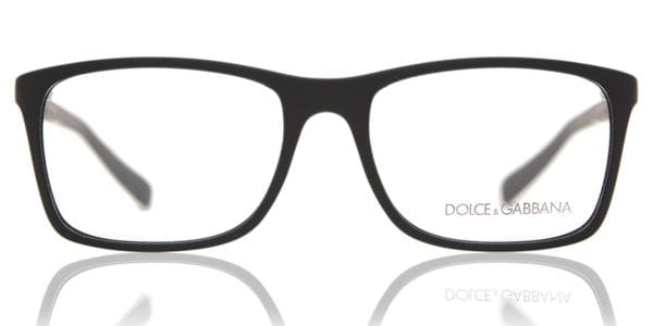 7893edcc7767 Dolce   Gabbana DG5004 Lifestyle 2616 Glasses Black Rubber ...