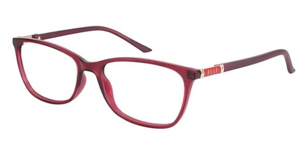 9fa07860be Elle EL13409 RE Glasses Red