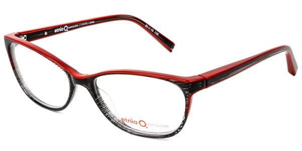 3bf2b3cf30c Etnia Barcelona Kyoto BKRD Glasses Black Red