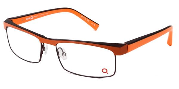lunettes lindome orange brown smartbuyglasses. Black Bedroom Furniture Sets. Home Design Ideas