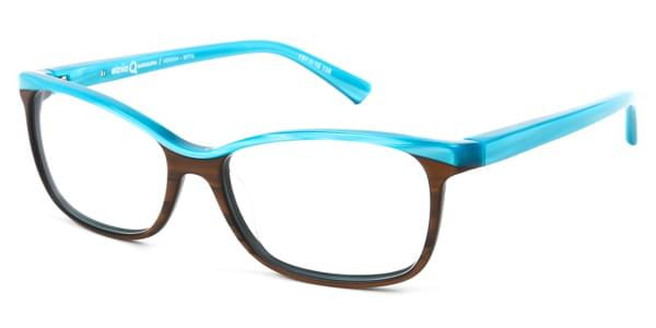 lunettes verona brown azure smartbuyglasses. Black Bedroom Furniture Sets. Home Design Ideas