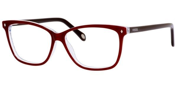 a1f90ce264 Fossil FOS 6011 0GW8 00 Glasses Red
