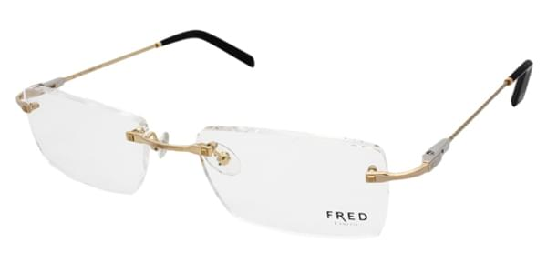 d08325913867b0 Fred St Thomas 003 Glasses Champagne Gold   SmartBuyGlasses India