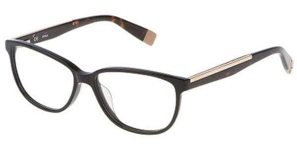 2d6641686c Furla VU4973 Audrey 0700 Eyeglasses in Black