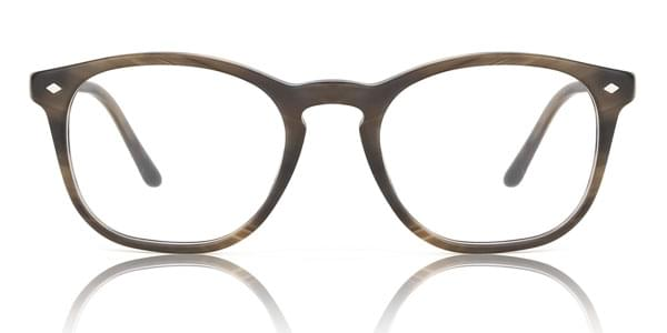 Giorgio Armani AR7074 5405 Eyeglasses in Brown | SmartBuyGlasses USA