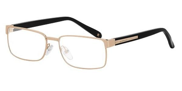 df1b2212d9 Givenchy VGV395 A39 Eyeglasses in Gold Shiny Red