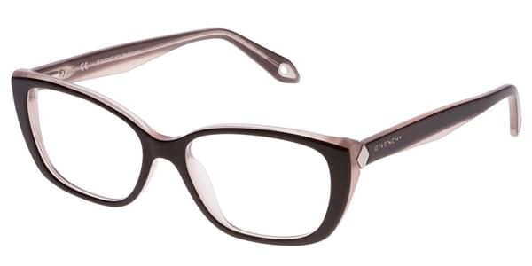 Givenchy Vgv941 06uh Eyeglasses In Brown Smartbuyglasses Usa