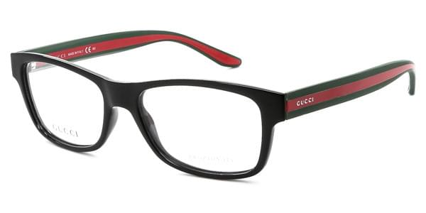 Gucci GG 1046 51N Glasses Black Green Red   SmartBuyGlasses Canada 9720a2a111