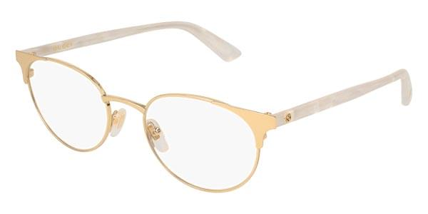 Gucci GG 0247O 001 Glasses Gold   SmartBuyGlasses United Arab Emirates 275144c1c7