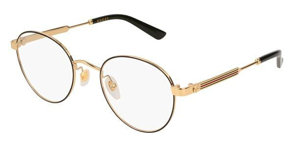 fe5be0715f Gucci GG 0290O 002 Eyeglasses in Gold