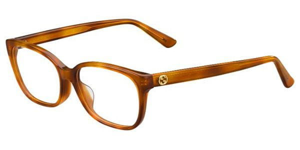 499ce4692527 Gucci GG3858/F Asian Fit 056 Eyeglasses in Tortoise ...