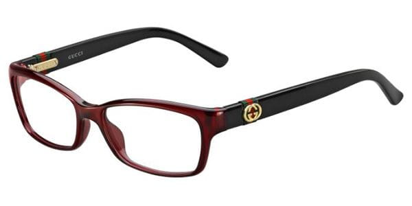 342965f7358 Gucci GG 3647 XQ1 Glasses Red