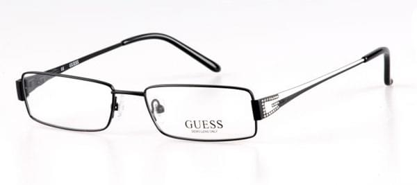 cc56b19785b Guess GU 1488 BLK Eyeglasses in Black