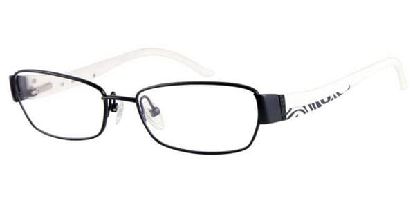 8eba267fa1 Guess GU 2262 BLKWHT Eyeglasses in Black