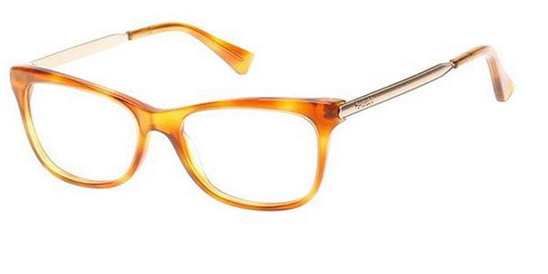 dce2317016807 Guess GU 2487 053 Glasses Yellow