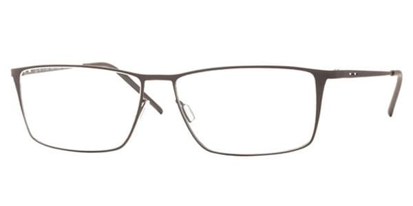 6a9985fcba4 Italia Independent II 5207 I-THIN METAL 044 000 Eyeglasses in Brown ...