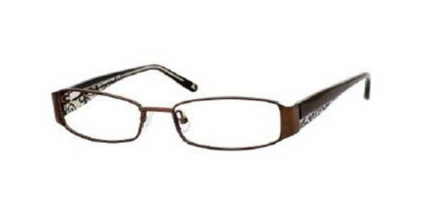 JLO JLO 245 0TY6 Eyeglasses in Brown | SmartBuyGlasses USA