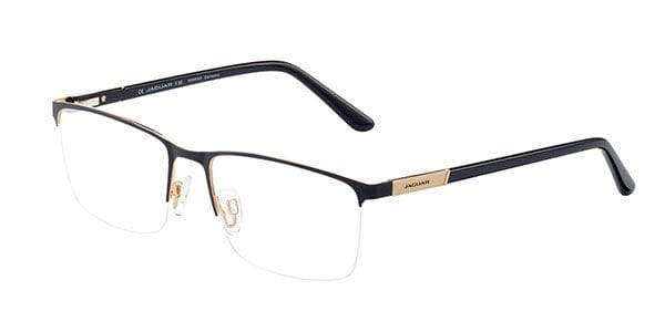 ed74b55ce8 Jaguar 33093 6100 Glasses Black