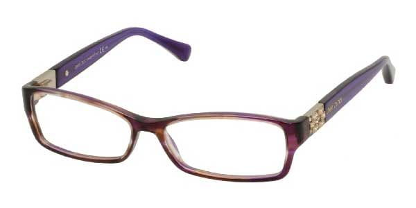 fffce070bc6 Jimmy Choo JC41 ECW Glasses Purple