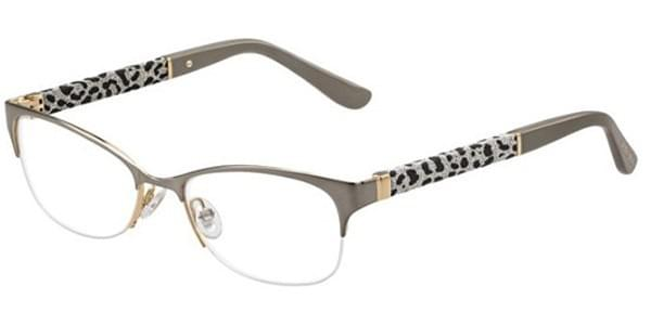 dff0a7998bbb Jimmy Choo 106 J9E Glasses Brown