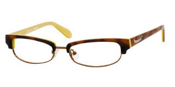 872e2465c36 Juicy Couture Gina G DC6 Eyeglasses in Tortoise