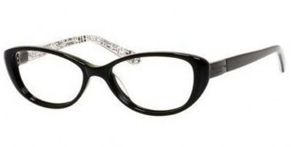 e1560bd4791e Kate Spade Finley 0W08 00 Eyeglasses in Black | SmartBuyGlasses USA