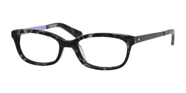 027f3f356d4 Kate Spade Jazmine F Asian Fit 0X43 00 Glasses Tortoise ...