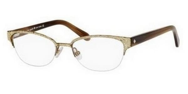 2641157d1f Kate Spade Shayla 0W48 00 Glasses Brown