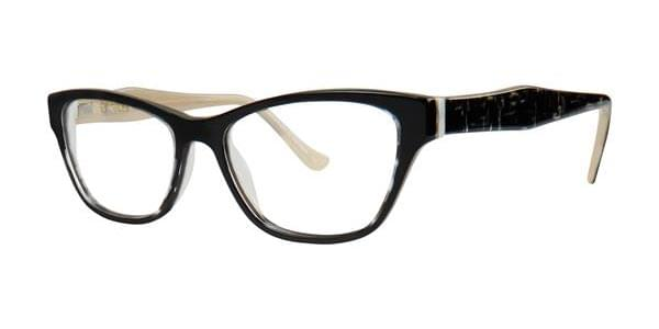 Kensie LOVELY BK Eyeglasses in Black | SmartBuyGlasses USA